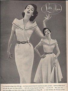 Lilli Ann Ad 1956
