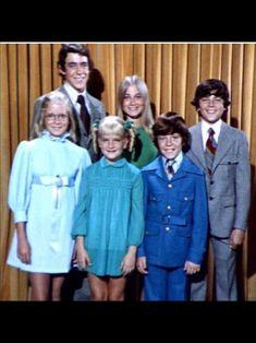 Brady Kids, Eve Plumb, Robert Reed, Maureen Mccormick, The Brady Bunch, Steve Smith, Actor Photo, Tv Land, Christopher Knight