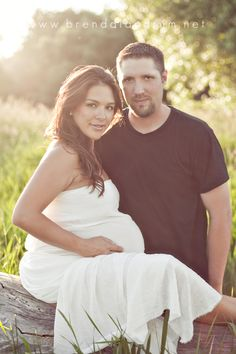 maternity photo...so would work on drift wood at the beach!