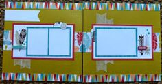 Scrappy Therapy: Free to Be Me - National Scrapbooking Month Special