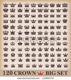 view queen and king crowns - Google Search