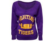 Buy NCAA Ladies Veruca Long Sleeve Boat Neck T-Shirt T-Shirts Apparel and other LSU Tigers products at TigerMania.net