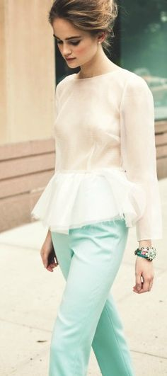 # blouse #2dayslook #fashionstyle www.2dayslook.com
