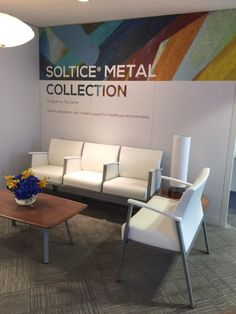 Wow. Soltice Metal is looking good at #NeoCon15 #NeoConography