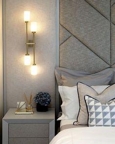 Master Bedroom Interior, One Bedroom, Bedroom Decor, Dining Room Design, Luxurious Bedrooms, Beautiful Bedrooms, Home Interior Design, Luxury Homes, Furniture