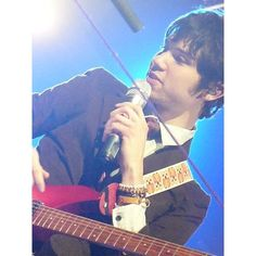 FUCK YEAH GEORGE RYAN ROSS ! ❤ liked on Polyvore featuring bands, people and pictures