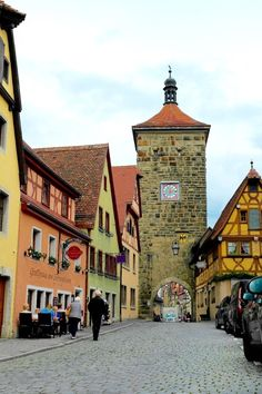 27 Photos To Inspire You To Visit Rothenburg, Germany — Page by Paige