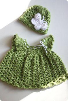 Free Crochet Set Patterns.