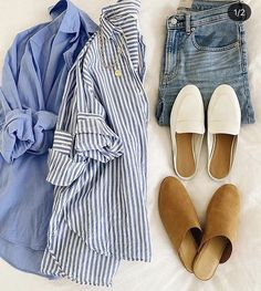 Classy Outfits, Trendy Outfits, Fall Outfits, Summer Outfits, Girly Outfits, Beautiful Outfits, Style Casual, Casual Chic, My Style