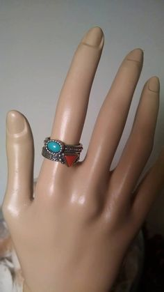 VALENTINEs DAY SALE 10% OFF ENTER COUPON CODE: MYLOVELYVALENTINE AT CHECKOUT    These vintage rings are called Stack Rings. They were very