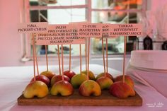Quirky DIY menu displaying ideas.| weddingz.in | India's Largest Wedding Company | Wedding Venues, Vendors and Inspiration | Indian Wedding Decoration and Display Ideas |