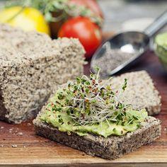 Chia Grain-free Bread – Choc & Juice