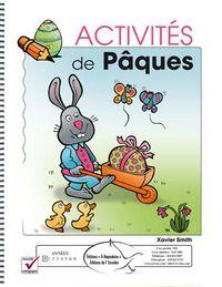 Activités de Pâques - Éditions de l'Envolée - www.envolee.com