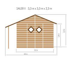 Kerti faházikó <12m2 | kerti szerszámtároló ablakokkal 4x3,3m (19mm)  | Legolcsóbb kerti házikòk fàbòl, szerszámokra, gyerekek rèszère, állatoknak, vásáros bódék