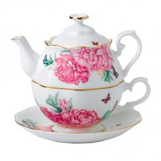 Shop for miranda kerr at Bed Bath & Beyond. Buy top selling products like Miranda Kerr for Royal Albert Friendship Dinnerware Collection and Miranda Kerr for Royal Albert Friendship Tea Set. Miranda Kerr, Royal Albert, Tea Cup Saucer, Tea Cups, Coffe Cups, English Tea Store, Tee Set, Tea For One, Orange Butterfly
