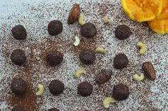 I have fallen in love with these raw vegan energy balls that only contain 4 ingredient. They are perfect as a healthy snack in between meal or as a energy boost when doing sport.  Check out the recipe at www.claytonscookbook.com
