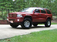 dodge+durango+4x4+lifted | Will 35x12.5 tires fit my stock durango? - DodgeForum.com