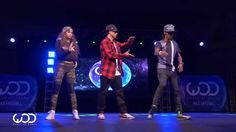 Best 3 Dancers in the world 2016 (HD) (Nonstop, Dytto, Poppin John)