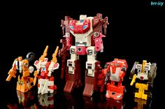 Transformers G1 Technobots
