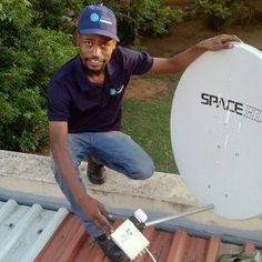 Dr Mxolisi William Nyembe. Stone Ridge, Satellite Dish, Pretoria, Mounted Tv, Digital Technology, Home Theater, Cover Photos, The Unit, Home Theaters