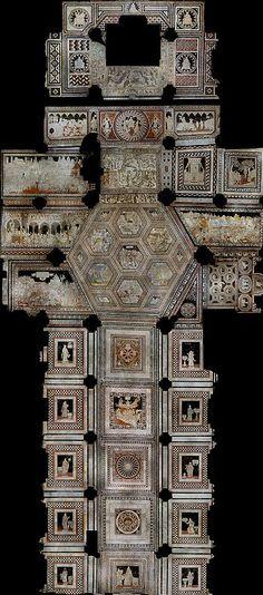 Duomo di Siena, sc heme