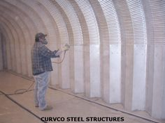 Several types of metal building insulation are used in our prefab buildings. Price and benefits of fiberglass, spray foam, rigid board and radiant foil insulation are discussed. Insulation Types, Metal Building Insulation, Home Insulation, Prefab Buildings, Pole Buildings, Steel Buildings, Shipping Container Homes, Shipping Containers, Quonset Hut Homes