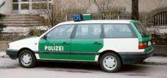 OG   Volkswagen / VW Passat Variant Mk3   #Polizei