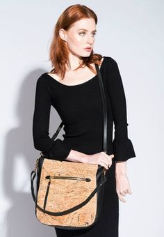 Fall/Winter 2017 Collection   Hobo Purse in Marble Cork