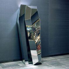 """""""Mirror Coffin"""", 1970s  Michelangelo Pistoletto"""
