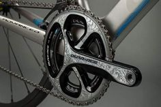 Dura Ace: Main construction