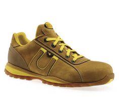 DIADORA - Chaussure de sécurité basse Glove S3 HRO SRA taille 41 marron - 156955-25107/41