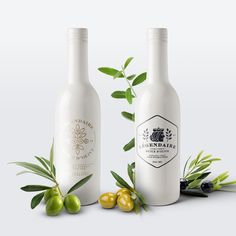 Légendaire Olive Oil (Concept) on Packaging of the World - Creative Package Design Gallery