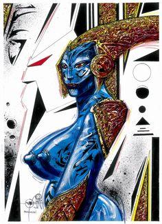 Philippe Druillet - 033 Science Fiction Art, Comic Art, Character Art, Artist Gallery, Scifi Fantasy Art, Comics Artwork, Sci Fi Art, Art, Space Art