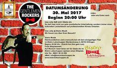 """#De #Keller  30. #Mai 2017  #The Gentleman Rocker  #Uwe #Jolly #laedt #sich Gaeste #ein. #Dieses #Mal #is... 30. #Mai 2017 """"The Gentleman Rocker"""" #Uwe #Jolly #laedt #sich Gaeste #ein. #Dieses #Mal #ist #es #ein national #und #international bekannter #Musiker,Produzent #und Komponist. #Uwe sagte #mir #es #wird #das #musikalische #Highlight #der #Bistro #Musik #Saison #Beginn 20:00 #Uhr #Eintritt #frei - Hut #geht rumWir #haben #schon #lange #kein #Gewinnspiel #mehr #organisier"""
