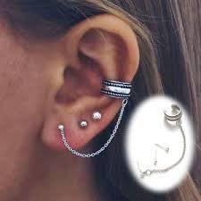 ear stud ear clip – Google Søk Ear Studs, Diamond Earrings, Google, Jewelry, Stud Earring, Jewlery, Jacket Earrings, Jewerly, Schmuck