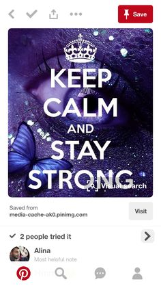 KEEP CALM AND STAY STRONG. Another original poster design created with the Keep Calm-o-matic. Buy this design or create your own original Keep Calm design now. Keep Calm Carry On, Stay Calm, Keep Calm And Love, Keep Calm Posters, Keep Calm Quotes, Strong Faith, Stay Strong, Keep Calm Wallpaper, Locked Wallpaper