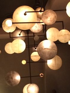 Lights at the Pump Room, Chicago, 2