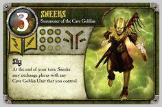 New blog post: Sneeks deck build (Cave Goblins) (#Guide, #Tabletopgames). #boardgame #summonerwars