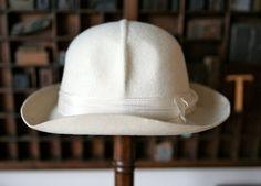 1930s French schoolgirl's hat
