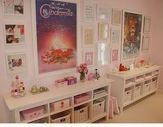 Little Girls' Bedroom