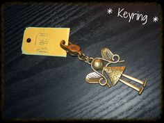 Assorted Angel Key Holders from R20-00.