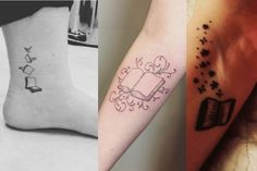tatuajes de libros - Buscar con Google