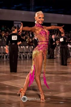 Latin Dress! #ballroom #Latin #dancing