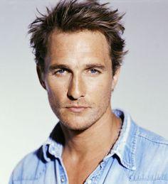 Matthew McConaughey. Nice.
