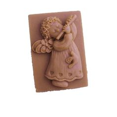 SDONG Pastoral Flute Kid S291 Craft Art Silicone Soap mold Craft Molds DIY Handmade soap molds >>> Read more  at the image link.