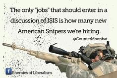 How many American Snipers need to be Hired