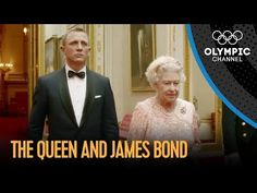 James Bond and The Queen London 2012 Performance - YouTube