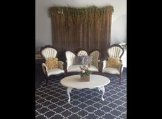 Beautiful Antique Chairs for Rent