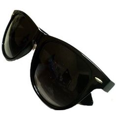 896dc21887 New (Unisex Mens Ladies) Black Wayfarer Sunglasses Shades UV400 Lense  Italian Leather Jackets