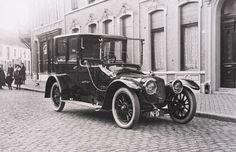 Tilburg, 1920. Foto RAT, fotonr. 033358.